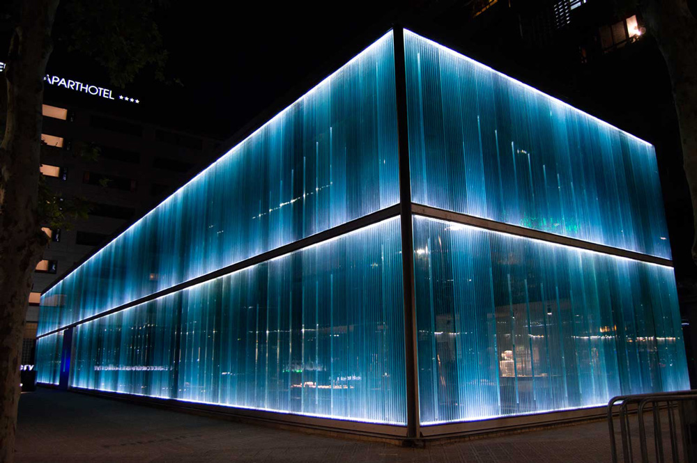 Roca Gallery. Barcelona. inSense