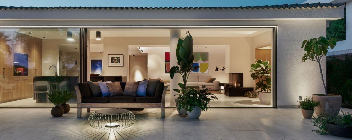 Criterios para un buen diseño de iluminación en exteriores residenciales