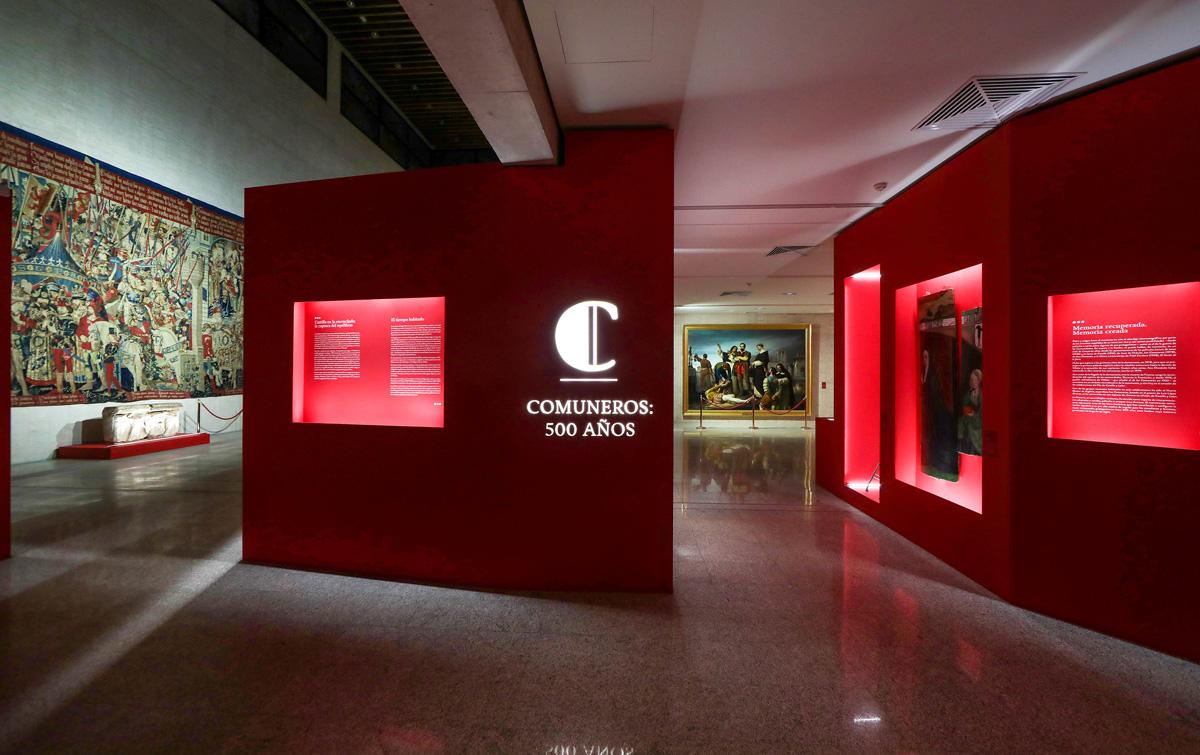 Lluria iluminacion exposiciones
