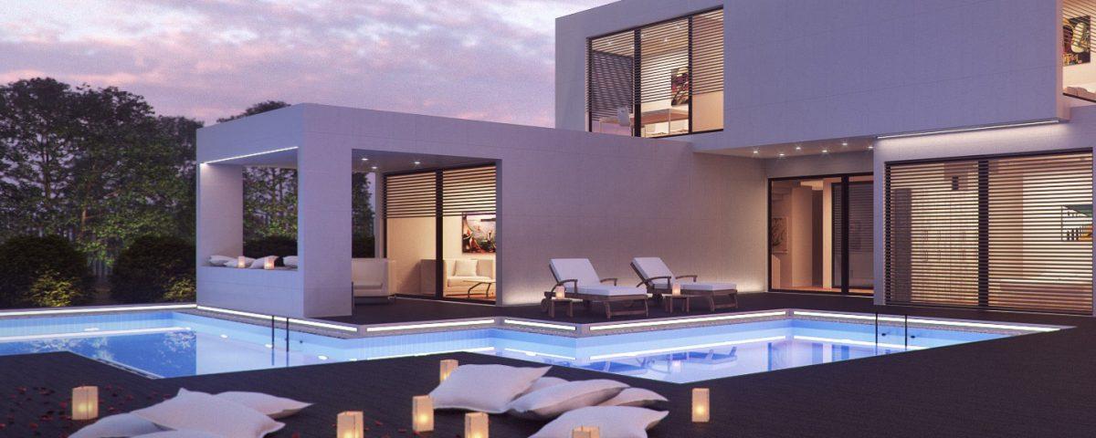 Calidad y versatilidad para iluminar una piscina con lineales LED