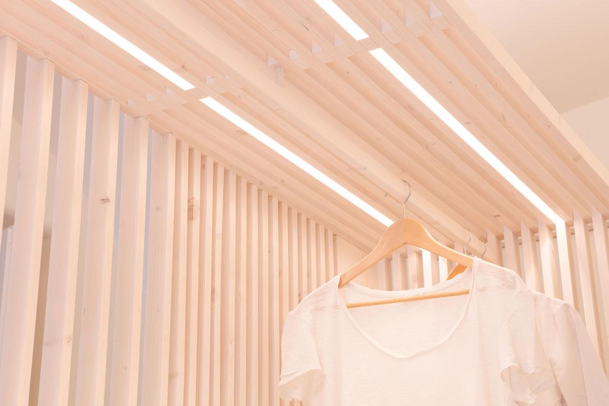 iluminacion integrada espacios pequeños